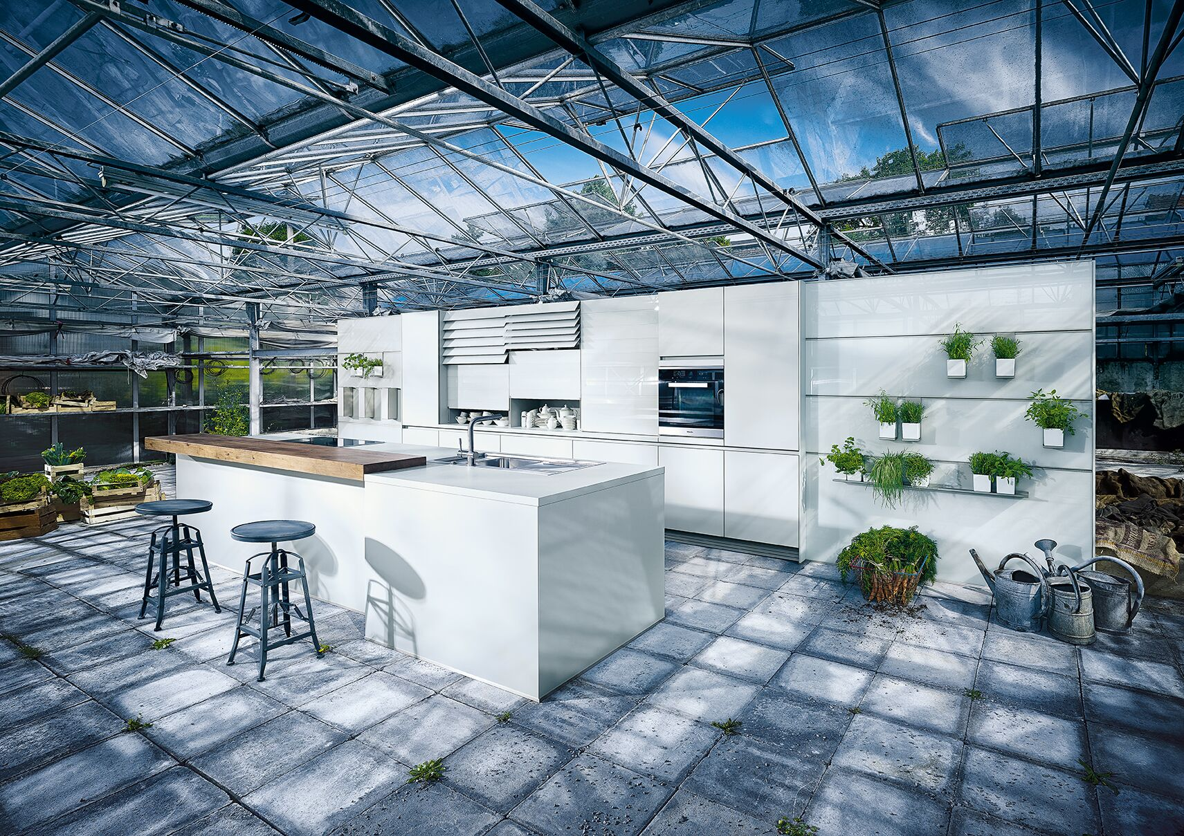 German Kitchens - Harper Kitchens